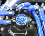 Blitz High Pressure Radiator Cap - Type 1 - Blue