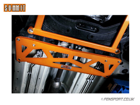 Summit Front Lower Subframe and Middle Body Chassis Brace - Swift Sport Z32 11>