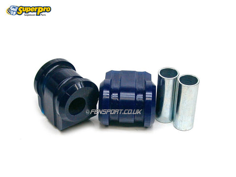 SuperPro - Front Wishbone - Rear Bush Kit - Offset Alignment - Corolla AE92 - SPF1370AK