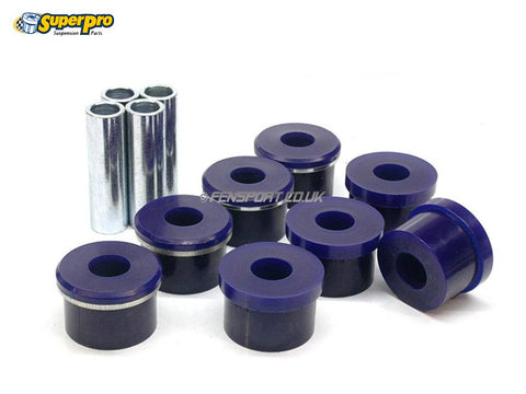 SuperPro - Front Lower Wishbone Bush Kit - SPF1443K - Supra GA70, JZA70, MA70 - SPF1443K