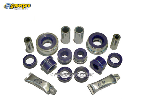 SuperPro - Front Wishbone Bush Kit - Standard Alignment - GT86 & BRZ - SPF3877K