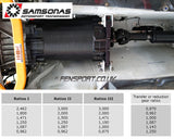 Samsonas Sequential Gearbox 6 Speed - GT86 & BRZ
