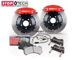 Brake Kit - Front - Stoptech - 328mm  - Red Calipers - Celica 140 & 190 T Sport