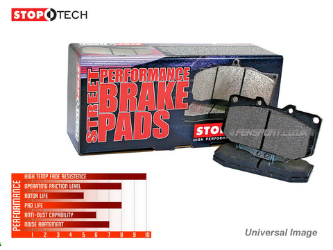 Brake Pads - Rear - Stoptech - Altezza RS200 & IS200