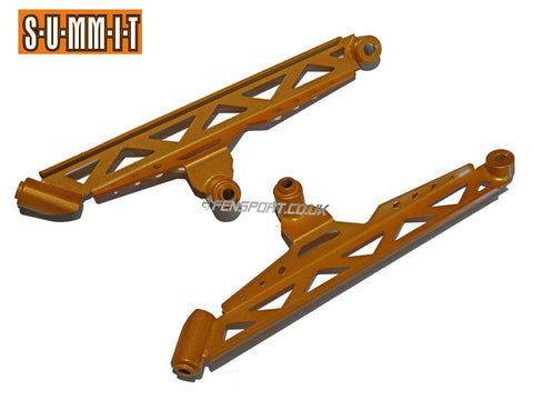 Summit Rear 3 Point Lower Subframe Brace Set - GT86 & BRZ