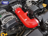 Air Intake Hose - Samco - Various Colours - Deletes Noise Generator - GT86 & BRZ