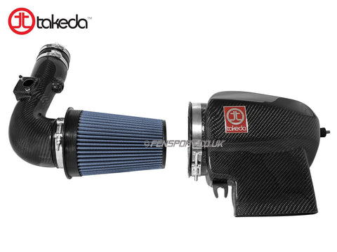 Air Intake System - Takeda Momentum - Carbon Fibre - GT86 & BRZ