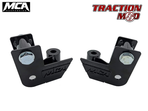 MCA Traction Mod Kit - Trailing Arm Relocation Brackets - GT86 & BRZ
