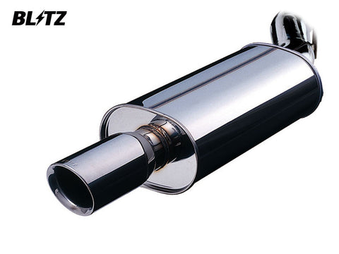 Blitz Realize TTR Exhaust System - 25440 - FT0 GPX Mivec DE3A