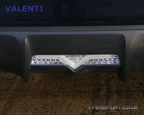 Valenti LED Bumper Lamp - Clear - GT86 & BRZ