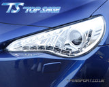 Top Sage Headlights - No Led Ring - Chrome - GT86 & BRZ
