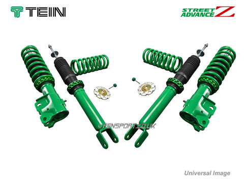 Coilover Kit - Tein Street Advance Z - Yaris 1.3 & 1.8 Sport 06>