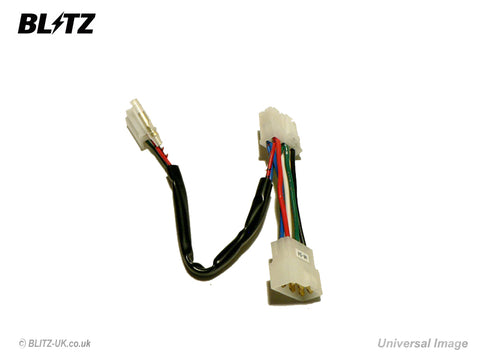 Blitz Turbo Timer Harness - 51202 - Evo 1, 2 , 3, 4, 5, & 6