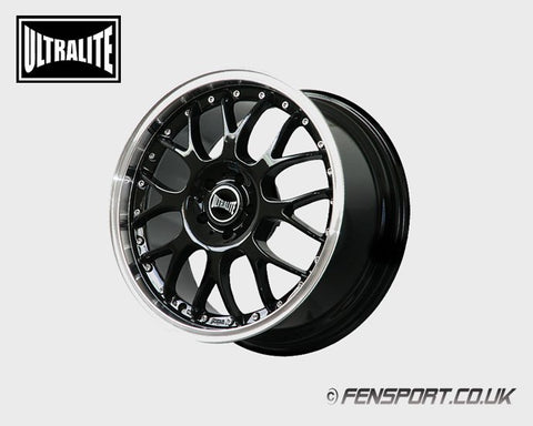 Ultralite Black Nurburgring Wheel