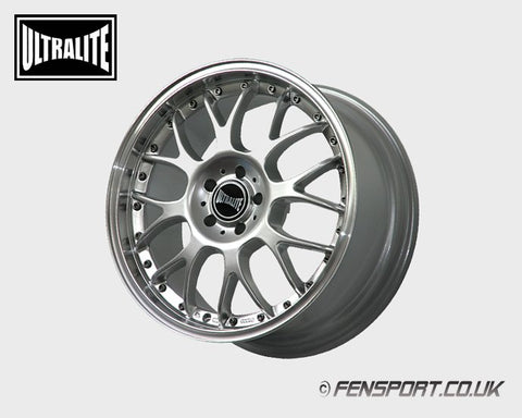 Ultralite Silver Nurburgring Wheel
