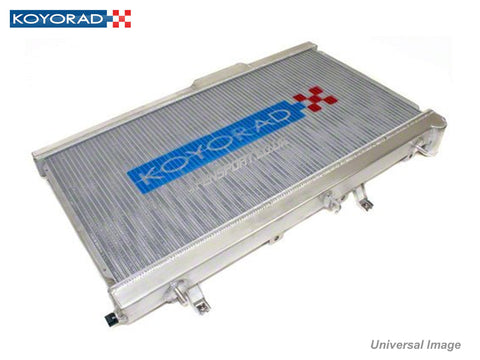 Koyo Alloy High Performance Radiator - GT86 & BRZ