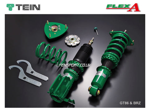 Coilover Kit - Tein Flex A - GT86 & BRZ