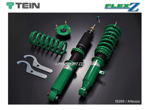 Coilover Kit - Tein Flex Z  - Lexus IS200, IS300 & Altezza