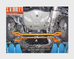 Summit Rear Lower 4-Point Tie Bar - Yaris 1.8 Sport ZSP90