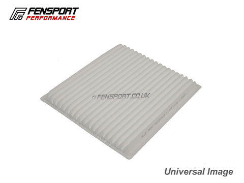 Cabin Filter - Celica 140 & 190, Yaris 1.0, 1.3 & 1.4D