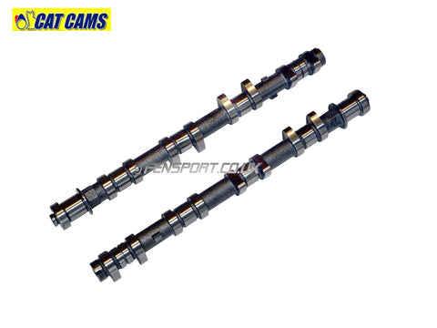 Cat Cams Stage 1 Camshafts - Fast Road std ECU - 4A-GE 20V