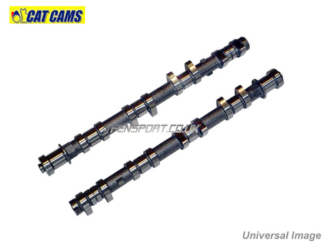 Cat Cams Stage 1 Camshafts - Fast Road - Std ECU - 1ZZ-FE