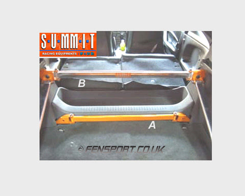 Summit Rear Upper 2 Point Brace - Celica 140 & 190 ZZT23#