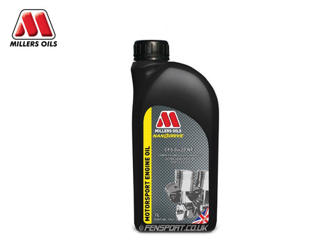 Millers - NanoDrive Fully Synthetic Engine Oil With Nano Tec - CFS 0w20 NT - 1 Litre