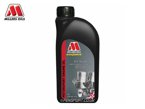 Millers - Fully Synthetic Engine Oil - CFS 10w50 - 1 Litre