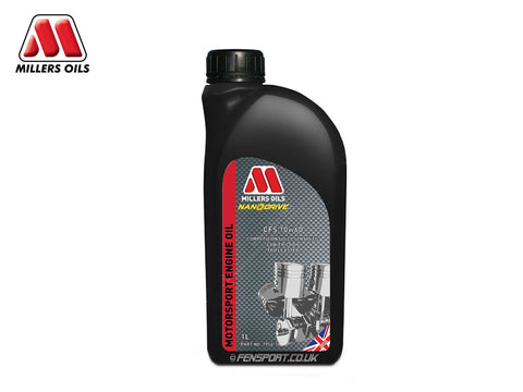 Millers - Fully Synthetic Engine Oil - CFS 10w60 - 1 Litre
