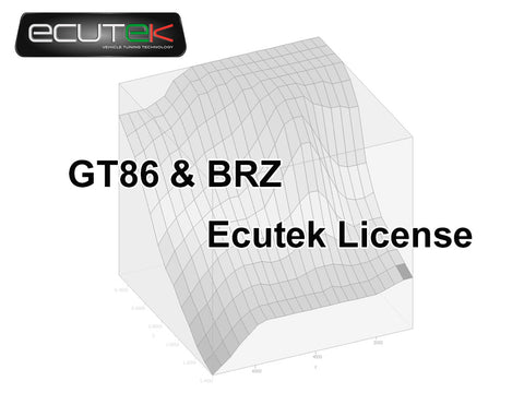 EcuTek License - GT86 & BRZ