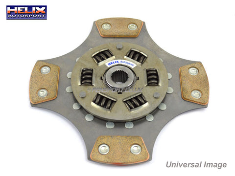 Helix Uprated Clutch Drive Plate - 4 Paddle - Swift Sport ZC31S