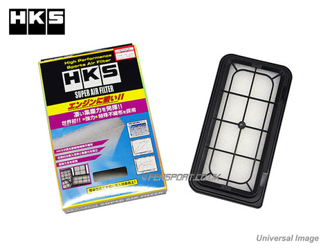 Air Filter - HKS Super Air Filter - Yaris 1.3 Japan & T Sport