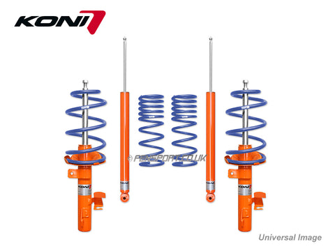 Koni Suspension Kit - STRT - Aygo all models