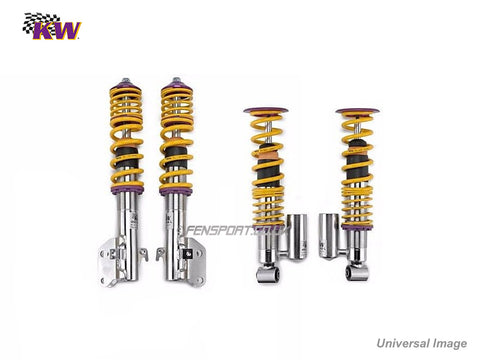 Coilover Kit - KW Variant 3 Inox - Yaris 1.3 SR NSP90 & 1.3 Sport NSP130