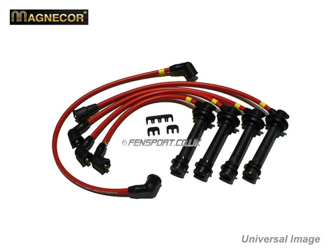 Magnecor KV85 Ignition Lead Kit - 8.5mm - Clip Type - Starlet Turbo EP91