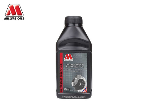 Millers Racing Brake Fluid - 500ml
