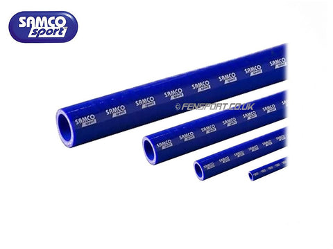 Samco Straight Silicon Hose - Blue