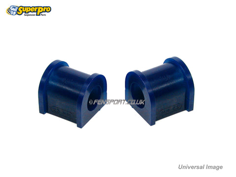 SuperPro - Front Anti Roll Bar Bushes - 22mm - Corolla T Sport ZZE123, CT200H - SPF3179-22