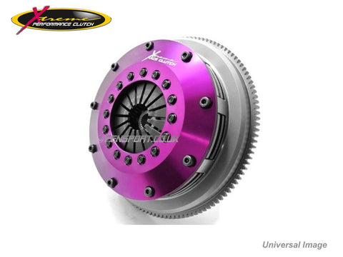 Clutch Kit - Xtreme Twin Plate - 200mm