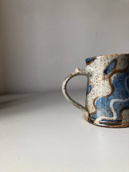 Earthenware Hand thrown Espresso Mug