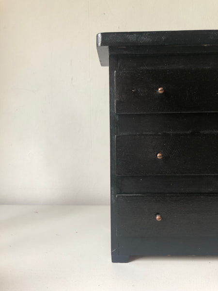 Vintage Apprentice Table-Top Drawers