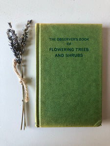 Observer Book of Flowering Trees and Shrubs