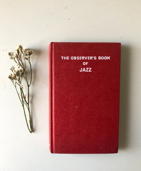 NEW - Observer Book of Jazz