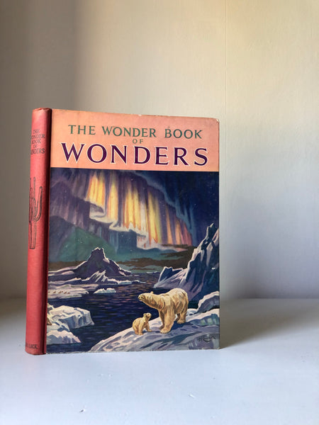Vintage 'The Wonder Book of Wonders'