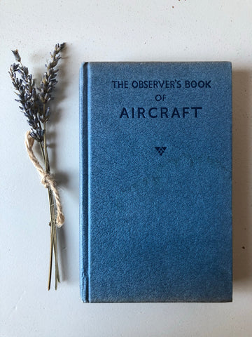 Vintage Observer Book of Aircraft