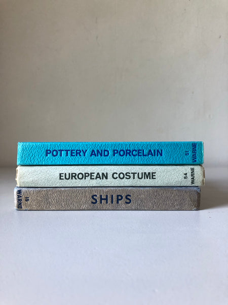 Observer Book, Pottery and Porcelain