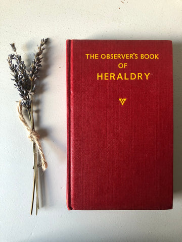 Observer Book of Heraldry