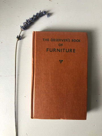 Observer Book of Furniture
