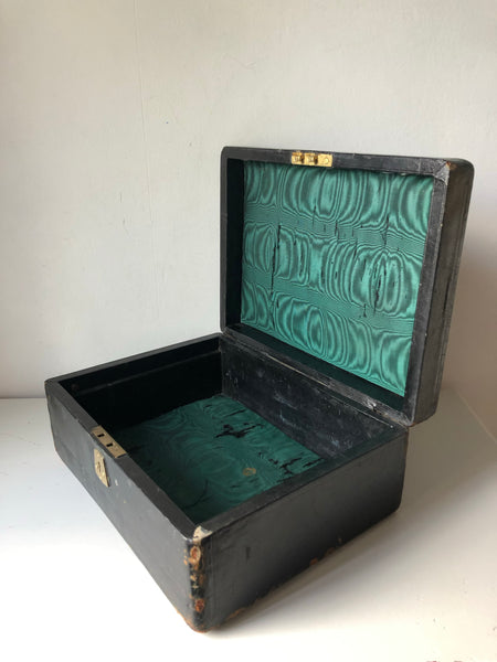 Victorian Safety Box
